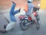 Double fail en moto